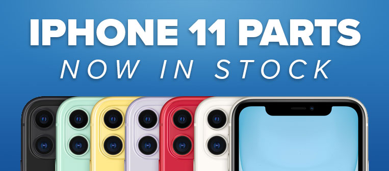iPhone 11 Parts in Stock