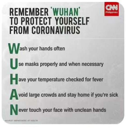 WUHAN Health Tips