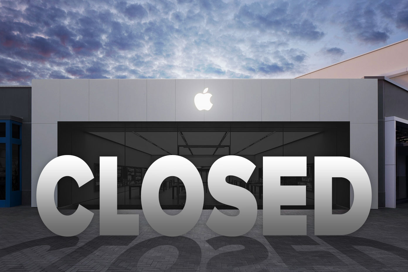 Apple Store Closures Blog Post Head Image