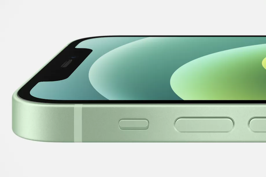 iPhone 12 Screen Surface