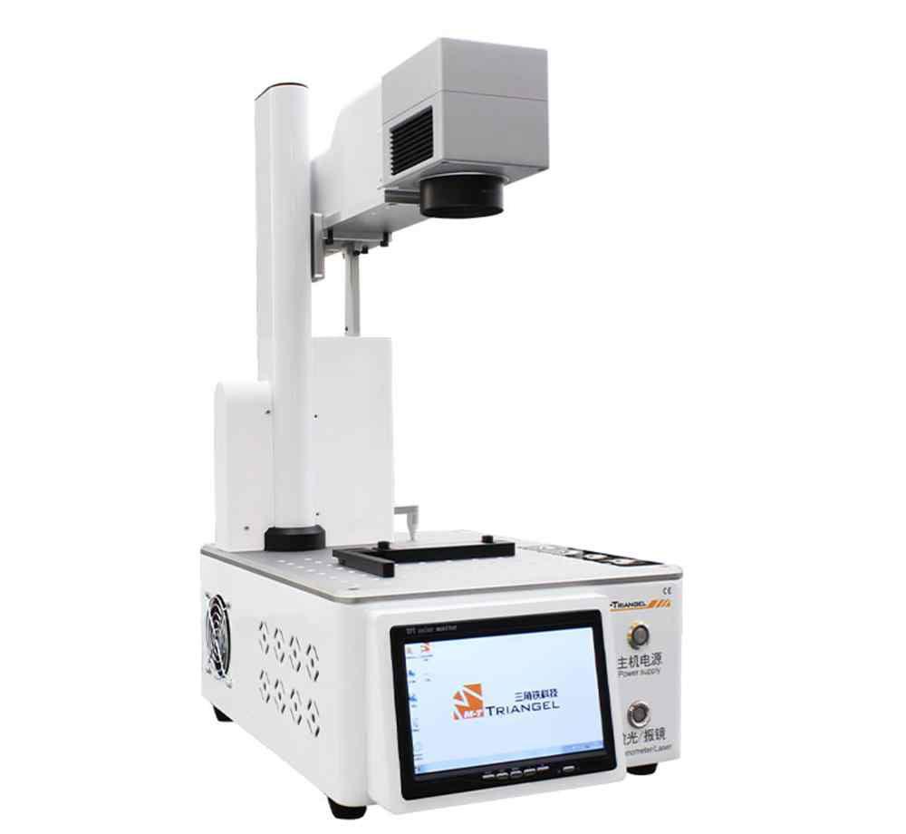 M Triangle Laser Separating Engraving Machine