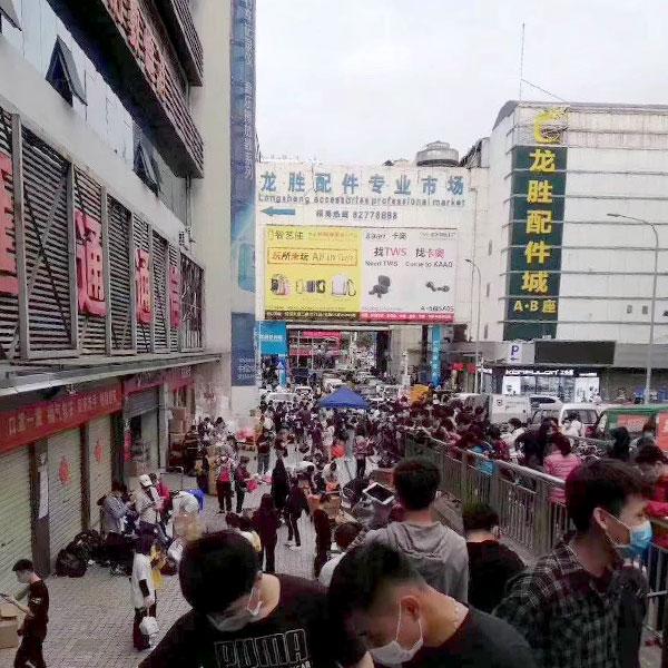 Shenzhen after Coronavirus